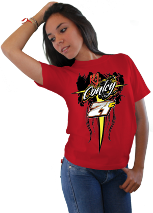 Impact race Gear X Series Shirts RJ Model